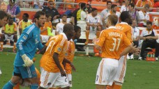Houston Dynamo pumped up