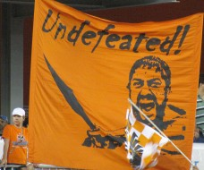 The Dynamo have created a fortress at home, going undefeated throughout the season.